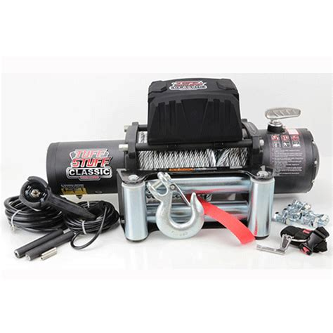 Tuff Stuff Combo Classic Winch With Mobile
