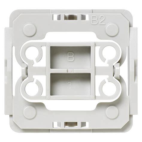berker schalter s1 homematic ip adapter berker b2 unterputz passend f 252 r berker schalter s1 modul2 b1 b3 b7 q1