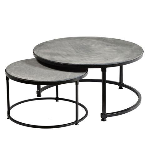 2 vierkante salontafels salontafels menno set van 2 woonkamer pinterest