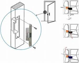 lock door lock electric plug lock magnetic lock power With electric strike door lock wiring diagram