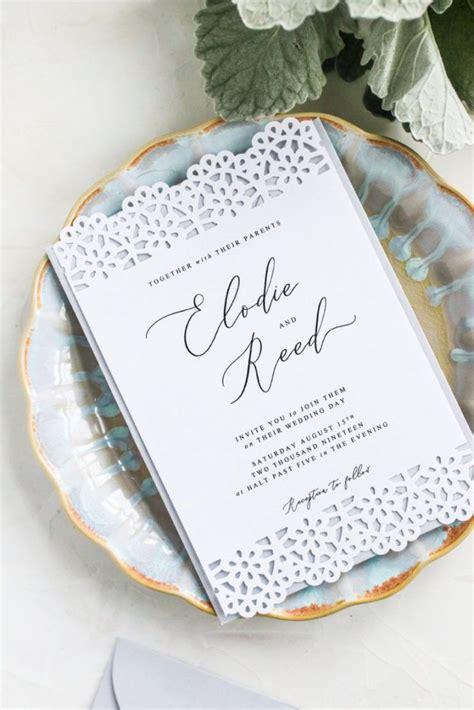DIY Wedding Invitations: 10 Creative and Beautiful