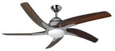 viper plus with led light 54 quot 44 quot ceiling fan modern