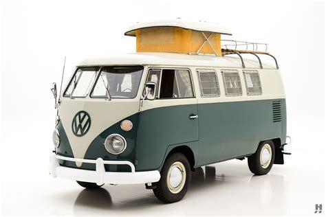 1966 Volkswagen Type 2 Westfalia Camper Van