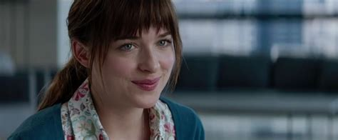 Dakota Johnson's 50 Shades Of Grey Mousy Makeover