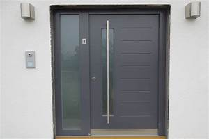 Haustüren Günstig Mit Einbau : ab heute ist die t r geschlossen baublog wir bauen unser massivhaus ~ Frokenaadalensverden.com Haus und Dekorationen