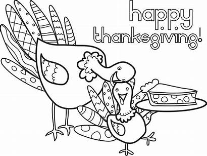 Thanksgiving Coloring Pages Happy Turkey Mickey Mouse