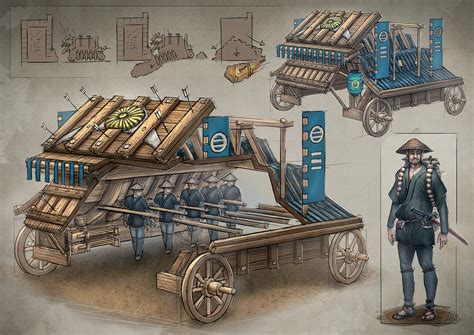 siege machines siege equipment by ortsmor on deviantart