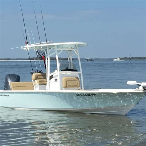 Sportsman Boats Island Series by Photo Contest Entry Cumberland Island Day