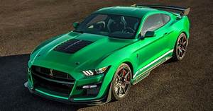 Ford Mustang is the best-selling sports car for the fifth consecutive year