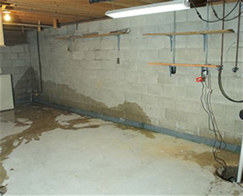 Basement Leaks And Waterproofing Solutions Foundation