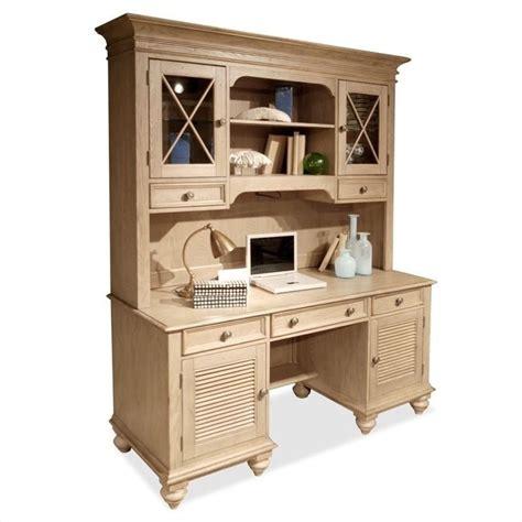 credenza desk and hutch riverside furniture coventry credenza hutch driftwood