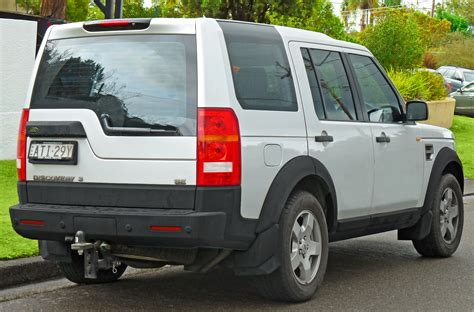 land rover discovery 2007 file 2005 2007 land rover discovery 3 se wagon 2011 07 17