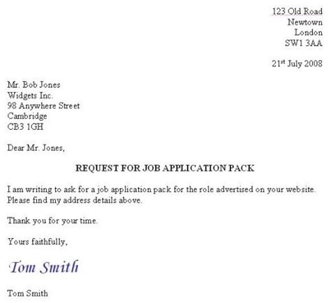 format  uk business letter