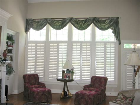 Window Treatments For Large Windows by Window Treatment Ideas For Large Windows Home Intuitive
