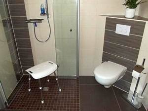 Badhocker Für Dusche : kosten f r badezimmerumbau wand versetzen u einbau einer ~ Michelbontemps.com Haus und Dekorationen