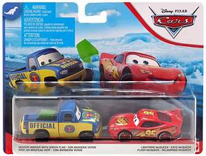 Disney / Pixar Cars Dinoco 400 Dexter Hoover with Green ...