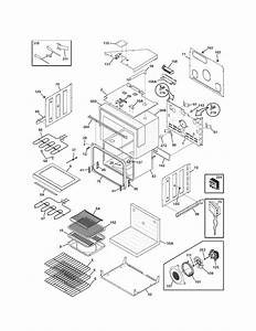 Kenmore Elite 79049069401 Electric Wall Oven Parts