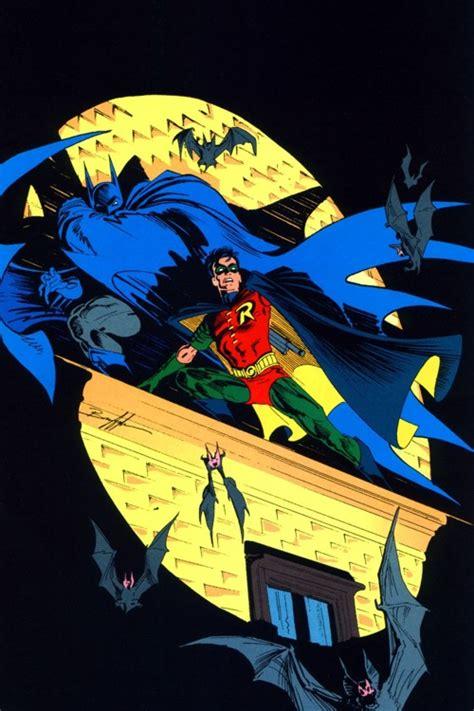batman robin comic art community gallery  comic art