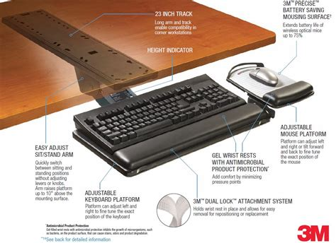 keyboard mount under desk under desk mount keyboard tray hostgarcia