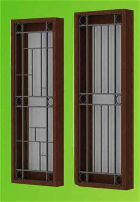 contoh gambar desain teralis minimalis
