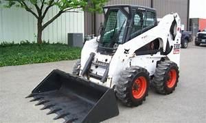 Bobcat S300 Skid Steer Loader Service Repair Manual  S  N