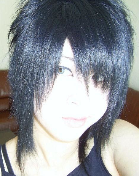 my 411 on hairstyles emo girl hairstyles for short hair