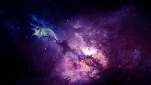 Purple Nebula HD wallpaper for 2560x1440 screens ...