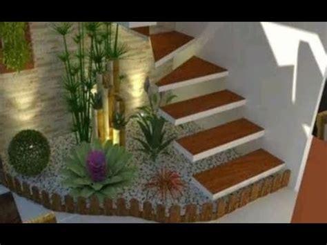 gambar desain tangga rumah minimalis  lantai terbaru