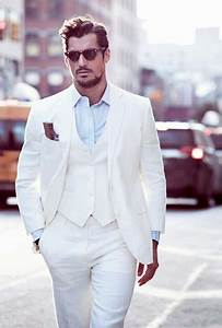 Costume Homme Mariage Blanc : costume mariage homme blanc cass id e mariage et robe de mariage ~ Farleysfitness.com Idées de Décoration