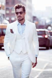 costume mariage homme blanc le costume blanc tendance chic mode masculine