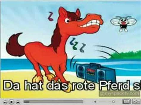 rotes pferd megamix remix youtube