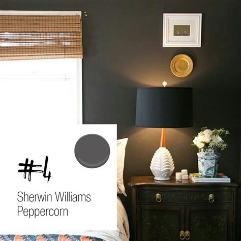sherwin williams peppercorn go to shades in 2019