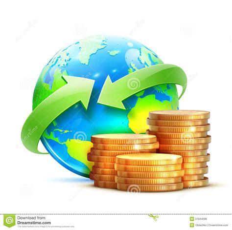 bureau de transfert d argent concept global de transfert d 39 argent image libre de droits