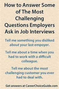 How To Answer Tough Resume Questions by When Asked About Family Feud
