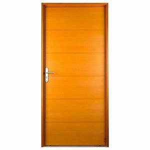 portes principales bois dootdadoocom idees de With porte d entrée alu avec carrelage plastique mural salle de bain