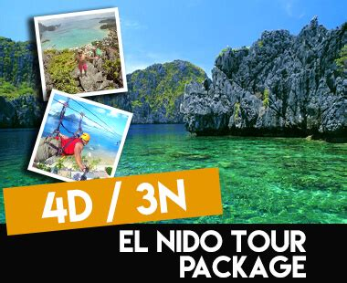 4d 3n el nido tour package uno adventure and holidays