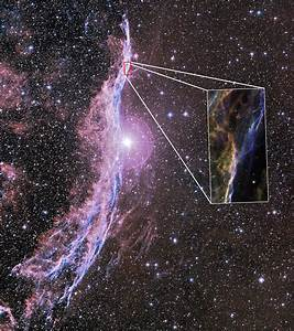 Witches Broom Nebula (page 2) - Pics about space