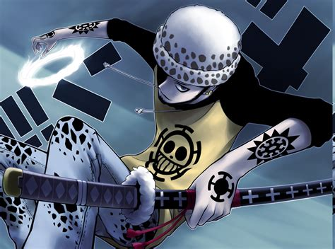 Anime, Pirates, Trafalgar Law, One Piece Wallpapers Hd