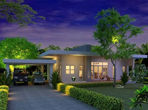 Small Island Style House Plans  House Design Plans