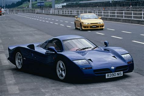 Remarkable Cars: Nissan R390 Gt1