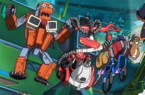 junk robot yu gi oh