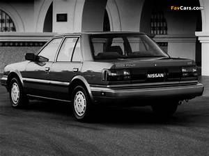 Nissan Stanza Sedan Us