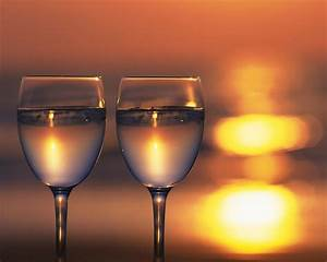 Wine Glasses in Harmony Wallpapers - HD Wallpapers 35977