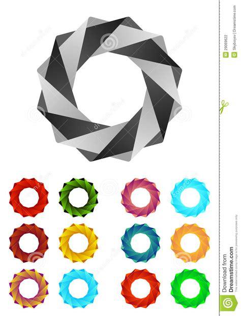infinite ribbon vector design logo template stock photography image 29069622