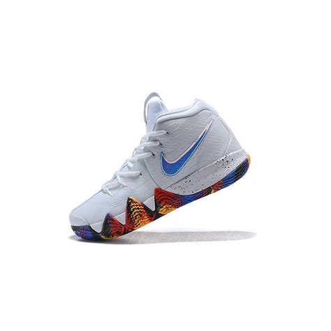mens nike kyrie  ncaa march madness whitemulti color