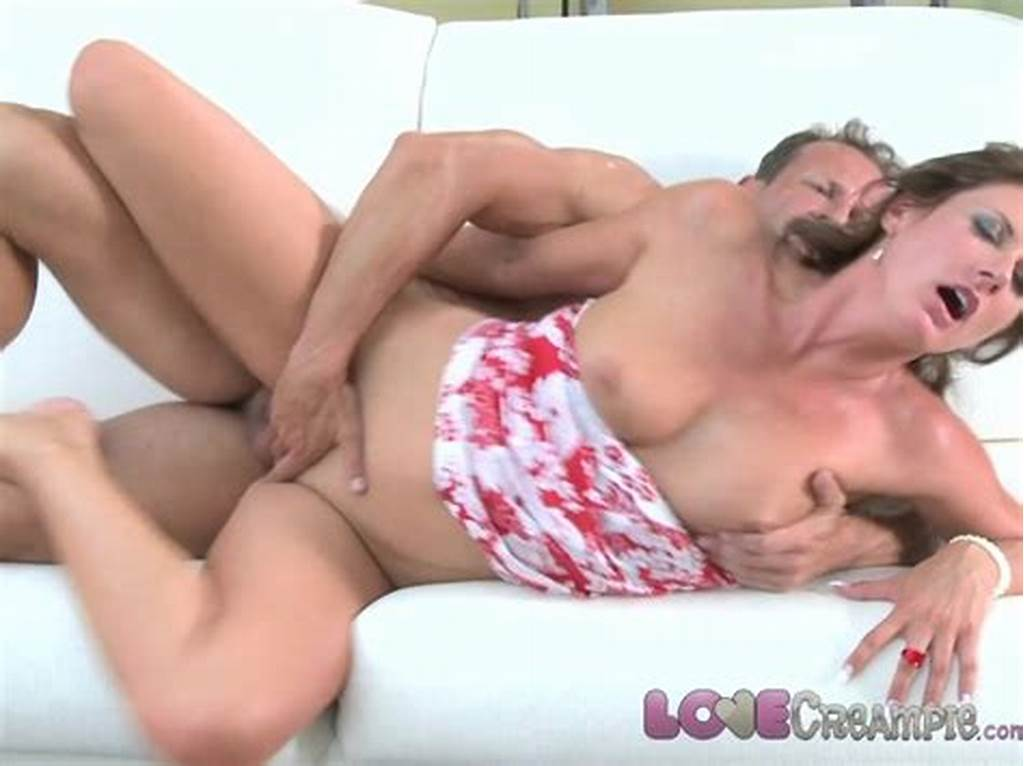 #Love #Creampie #Hot #Mom #Gets #The #Fuck #Of #Her #Life #And