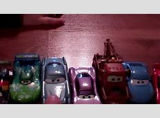 3 year old names Disney Cars characters YouTube