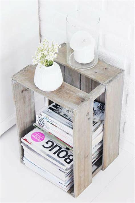 chevet de chambre table de chevet unique pour décorer votre chambre