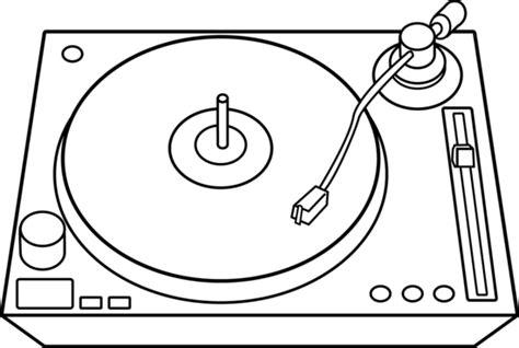 vinyl record player clip art cliparts