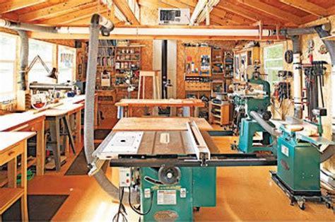 representation descriptions garage woodworking shop